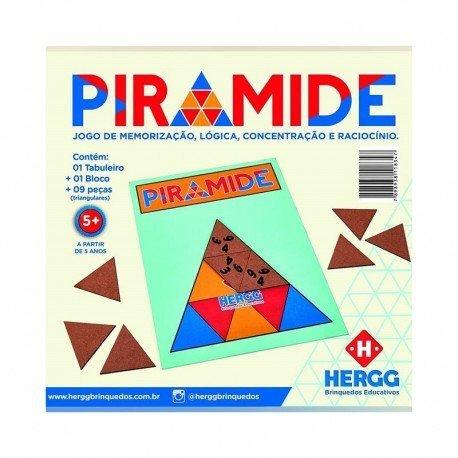 BRINQUEDO PIRAMIDE PARA PCD