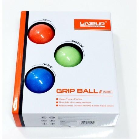 KIT BOLAS DE APERTO GRIP BALL
