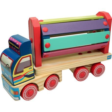 Caminhão Sonoro para trabalhar a socialização