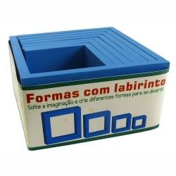 FORMAS COM LABIRINTO PARA PCD