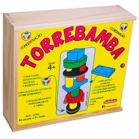 TORRE BAMBA PARA PCD