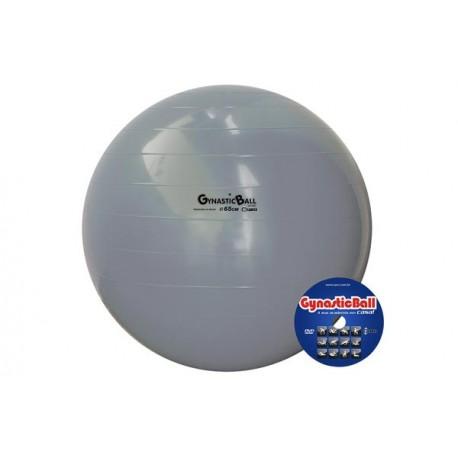 Bola suíça para exercícios 65 cm cinza Gynastic Ball