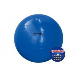 Bola suíça para exercícios 85 cm azul Gynastic Ball