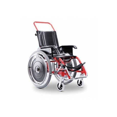 Cadeira de Rodas Gazela Infantil - Ortobras