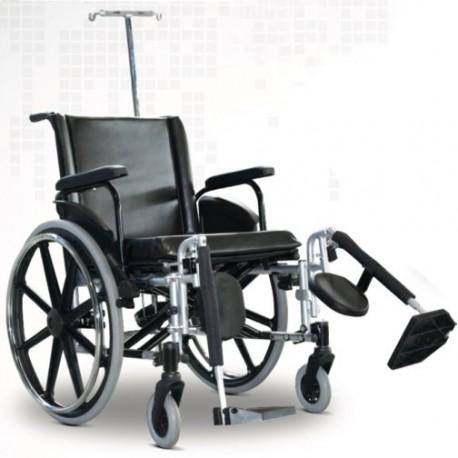 Cadeira de Rodas ULX Hospitalar - Ortobras Adaptativa