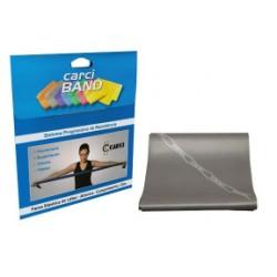 Carci Band - Faixa elástica para exercícios prata super forte