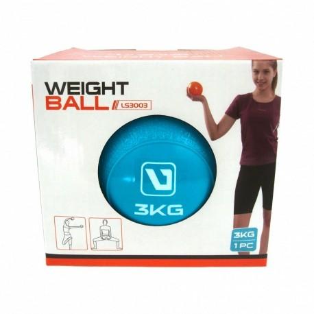 SOFT BALL - MINI BOLA DE EXERCÍCIO - 3KG PARA PCD