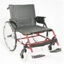 Cadeira de Rodas Gazela Para Obesos - Ortobras Adaptativa
