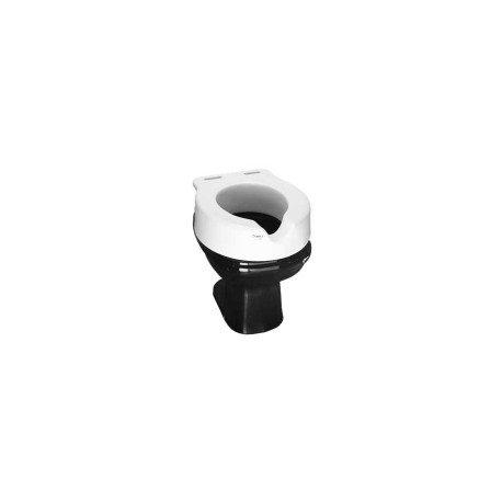 Elevador de vaso sanitário sem alças