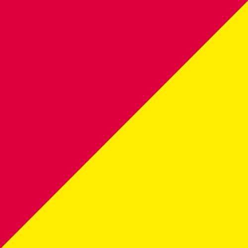 vermelho e Amarelo